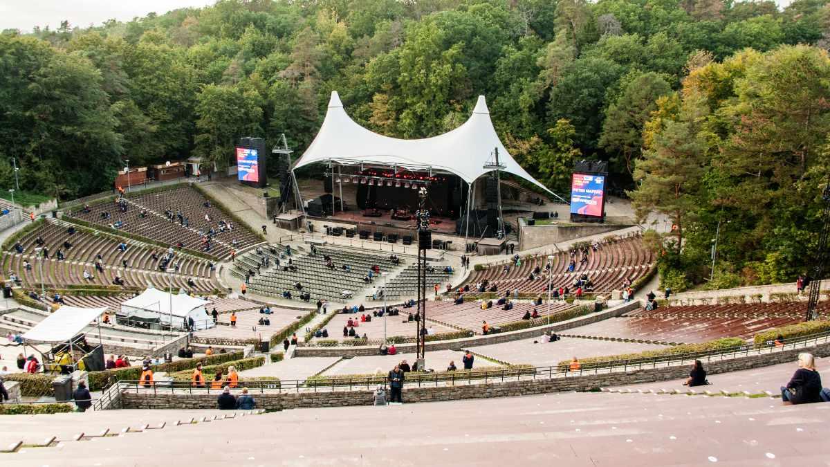 L-Acoustics und Soundhouse beschallen die Berliner Waldbühne