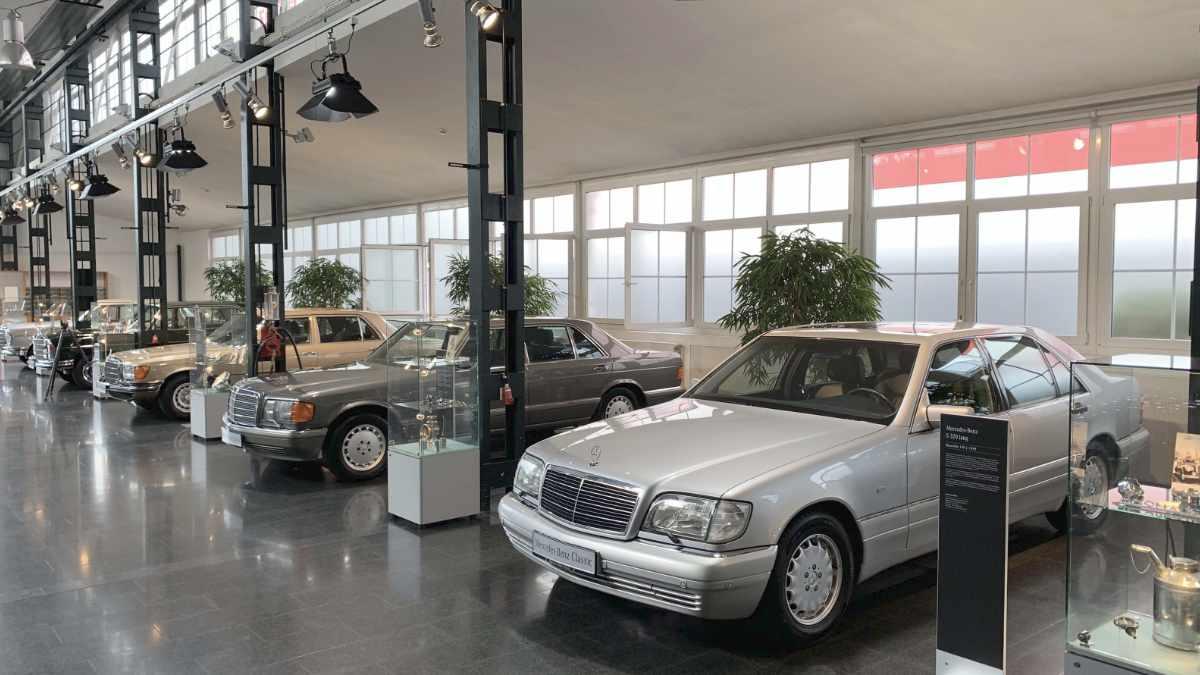 Mad Music setzt Mercedes-Benz-Oldtimer mit ELATION in Szene