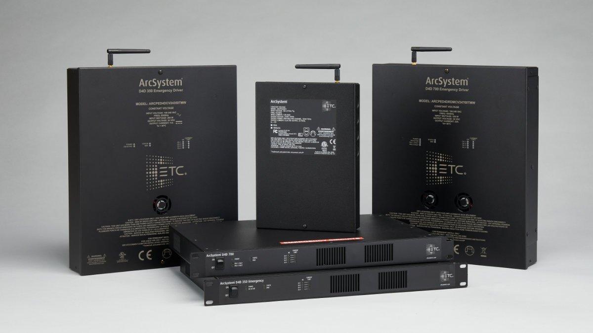 ETC stellt die ArcSystem Pro D4 CV-Treiber-Familie vor