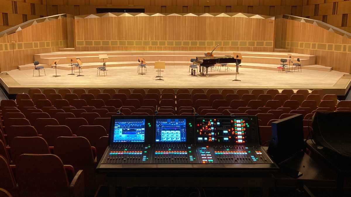 ASC installiert L-Acoustics und Yamaha im Landesfunkhaus Niedersachsen