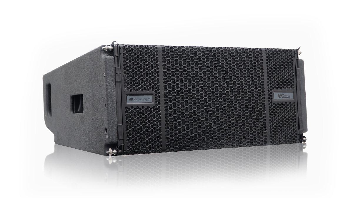 dBTechnologies stellt das VIO L1610 vor