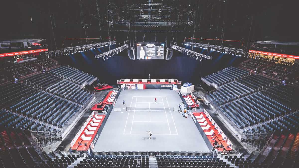 Die POOLgroup vertraut beim ATP 250 Turnier in Köln auf den HIGHLANDER Wash