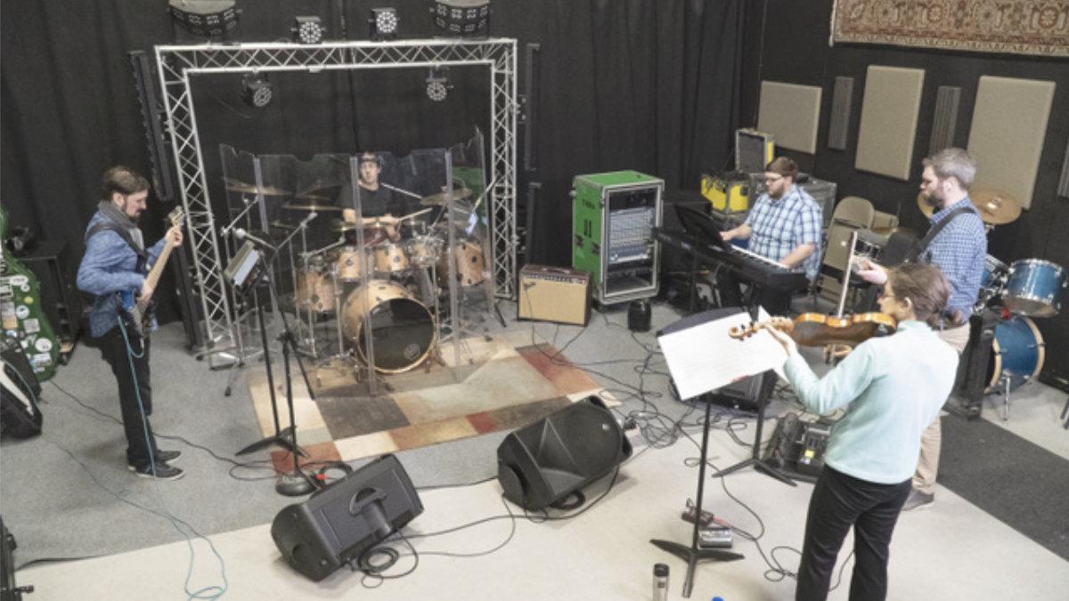 Taylor Sound setzt im Studiokomplex auf QSC