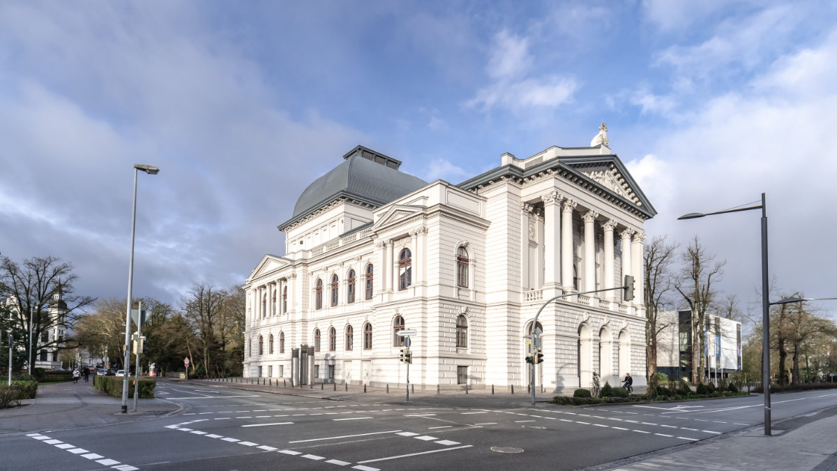 ASC stattet das Oldenburgische Staatstheater mit einem adunas System aus