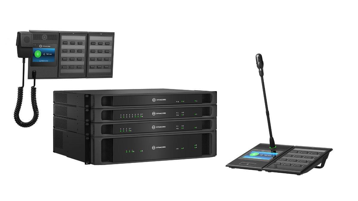 Dynacord PROMATRIX 9000 Beschallungs- und Alarmierungssystem vorgestellt