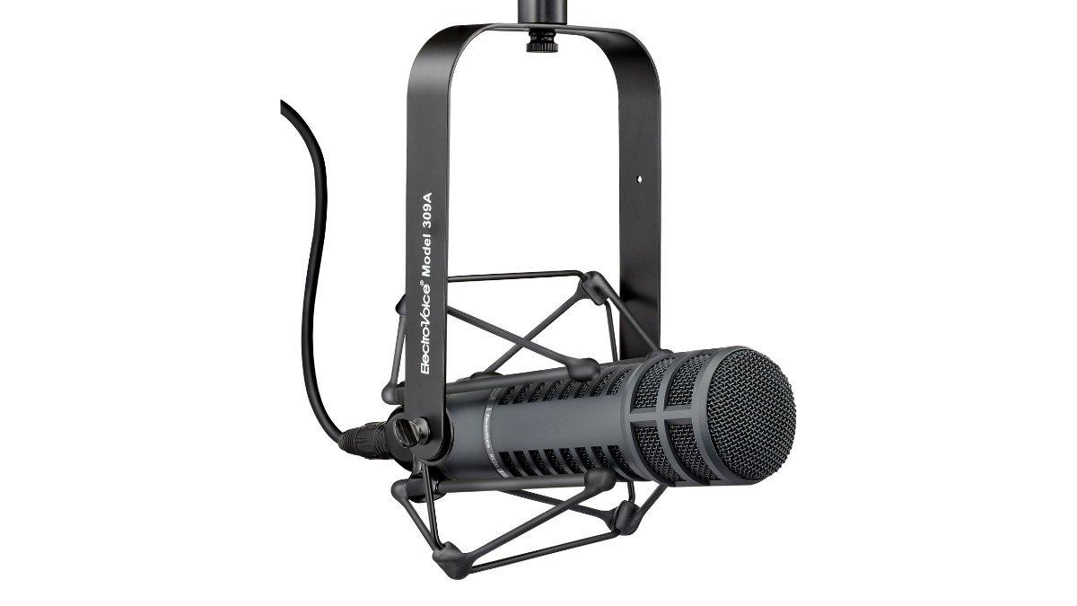 Electro-Voice präsentiert das neue RE20-BLACK