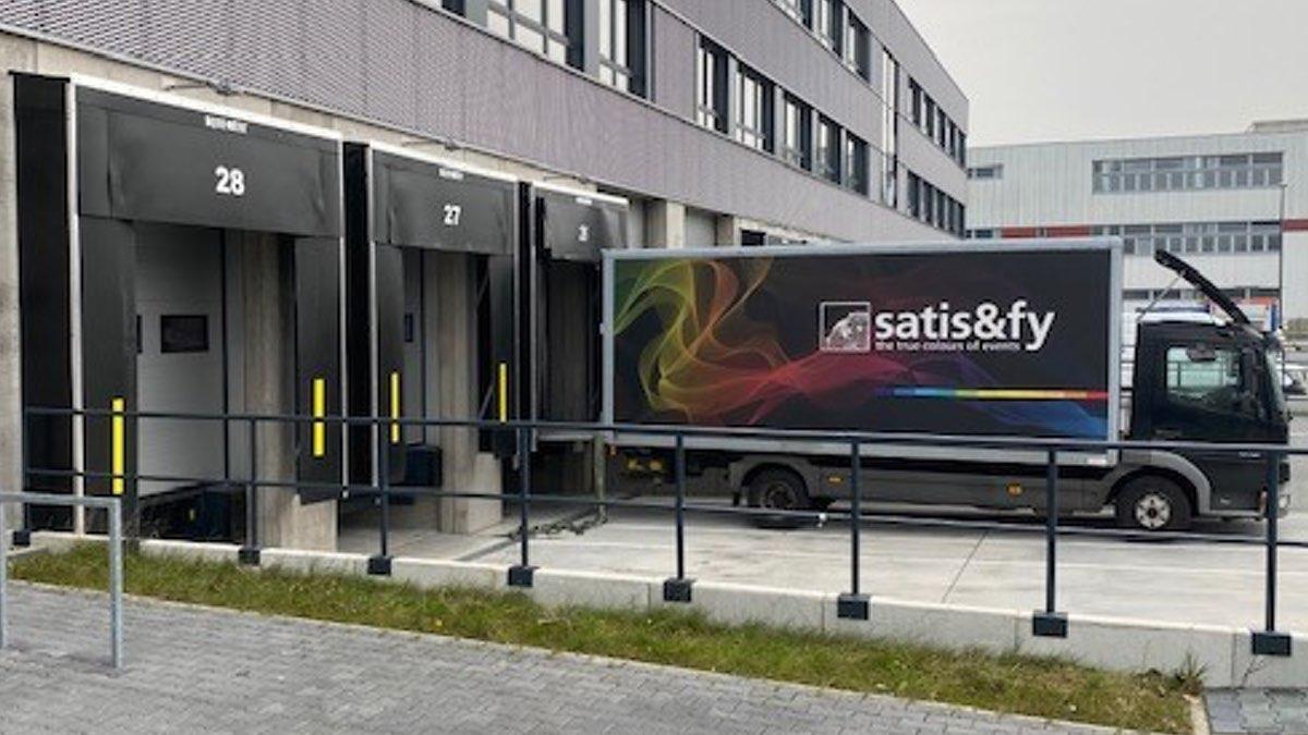 satis&fy ist Sustainable Partner von visitBerlin