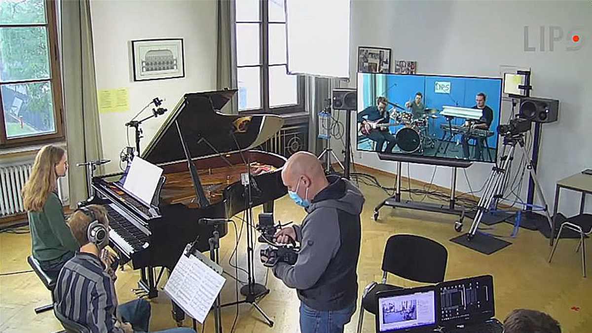 Das LIPS-Forschungskonsortium will Live-Musik-Events vernetzen