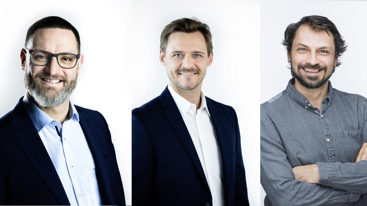 Shure Österreich begrüßt Neuzugänge im Sales-Team