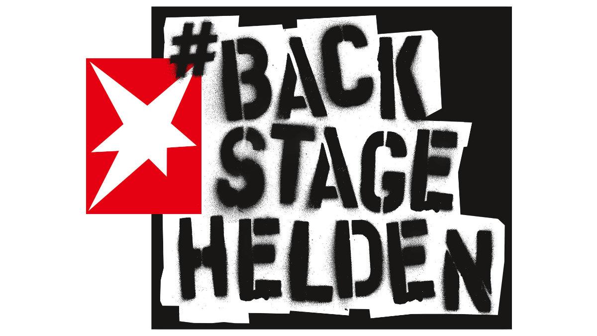 Spendenaktion Backstage-Helden bringt 750.000 Euro ein