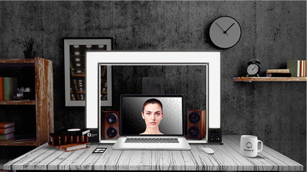 Chroma-Q stellt die Videokonferenz-Leuchte Sandi vor