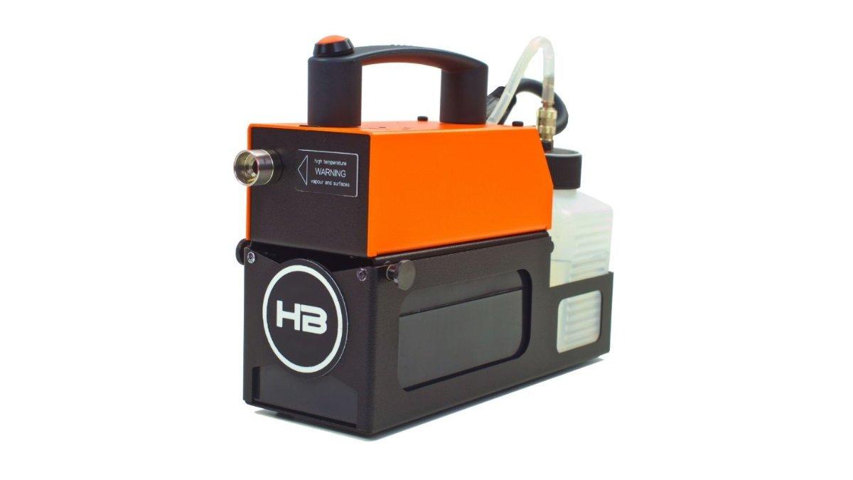 hazebase stellt die akkubetriebene Nebelmaschine piccola vor