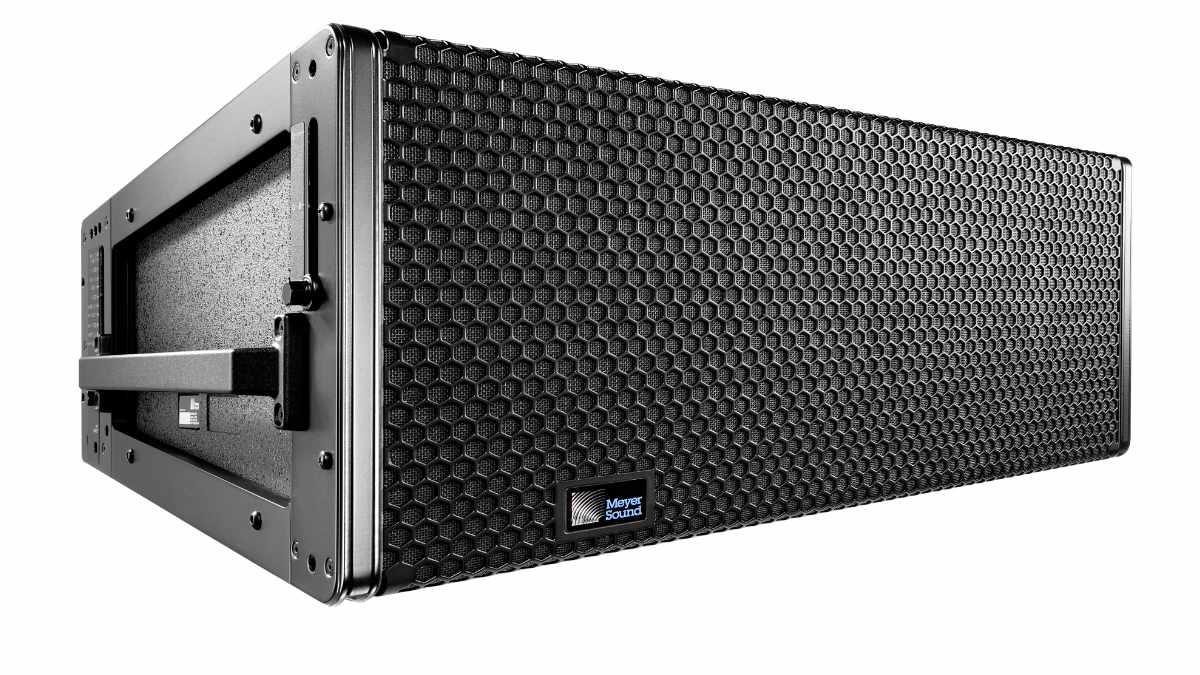 Meyer Sound stellt  LEOPARD-M80 vor
