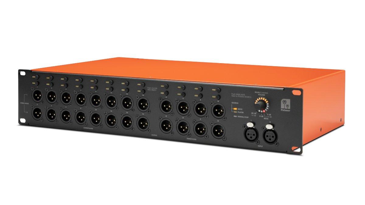 Palmer präsentiert das Lautsprecher-Umschaltsystem Grand Audition MKII
