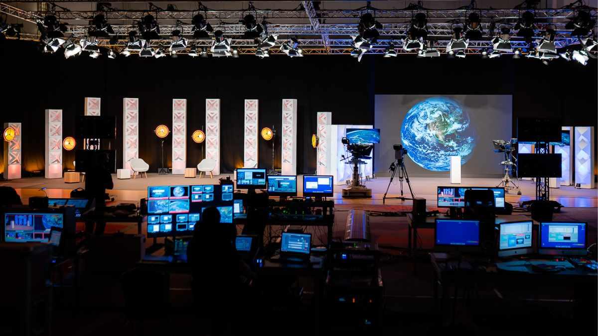 satis&fy eröffnet Streaming-Studio im Crowne Plaza Düsseldorf