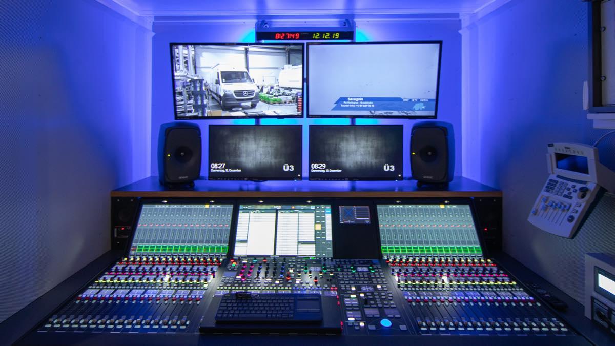 Broadcast Solutions entwickelt Hörfunkwagen für den WDR
