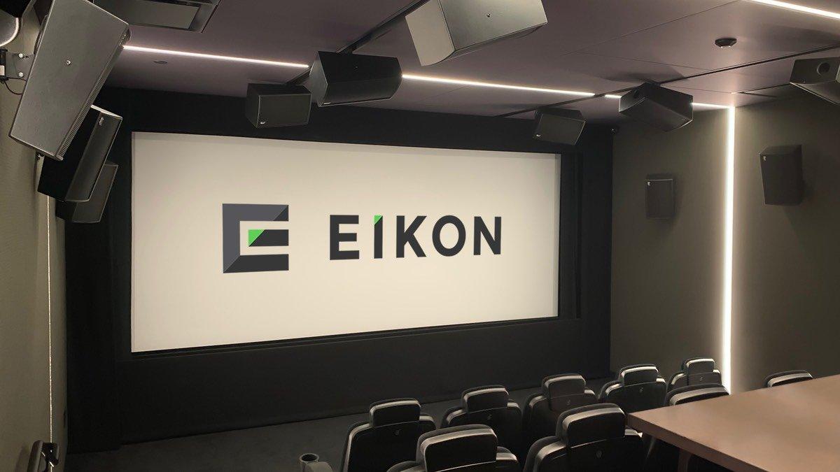 Eikon Group vertraut auf Alcons für anspruchsvolle Vorführräume