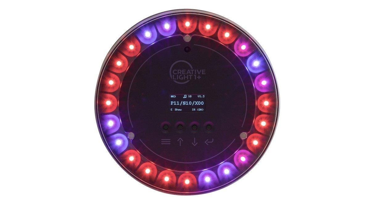 GLP kündigt das batteriebetriebene LED-System Creative Light 1 an