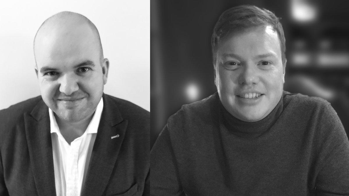Michael Straun und Nick Hansen verstärken Martin Professional