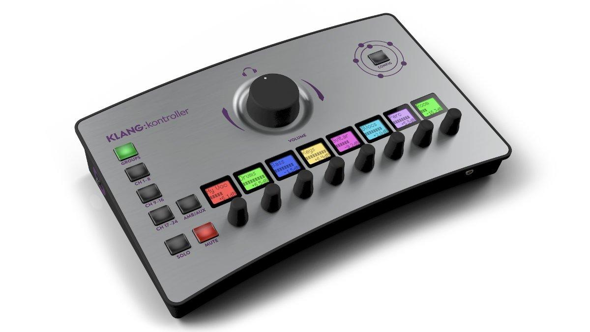 KLANG stellt KLANG:kontroller und KLANG:vokal vor