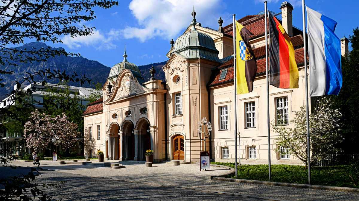 ROBE T1 Profil für das Königliche Kurhaus Bad Reichenhall