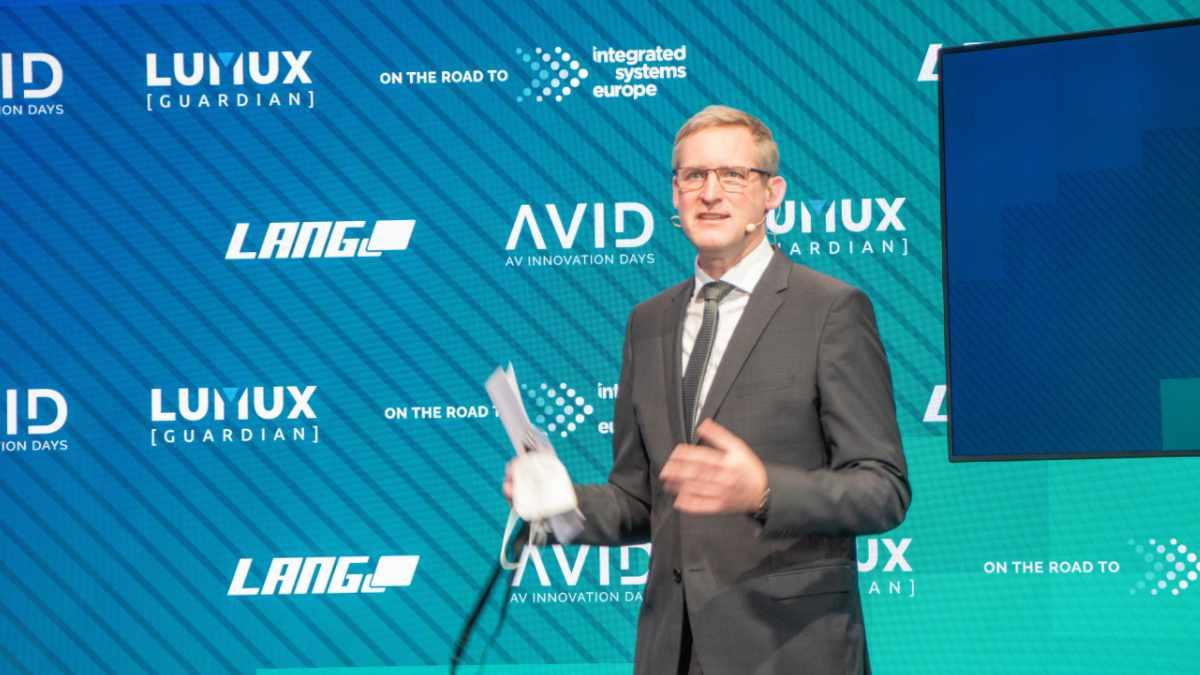 LANG schaut auf erfolgreiche AV Innovation Days zurück