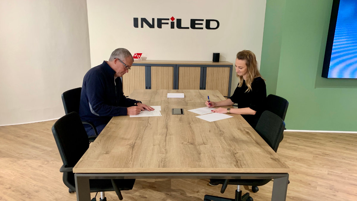LANG IBERIA ist neuer Distributionspartner von INFiLED Europe