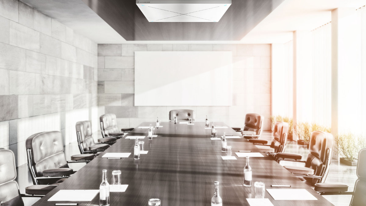 Sennheiser stellt TruVoicelift für TeamConnect Ceiling 2 vor