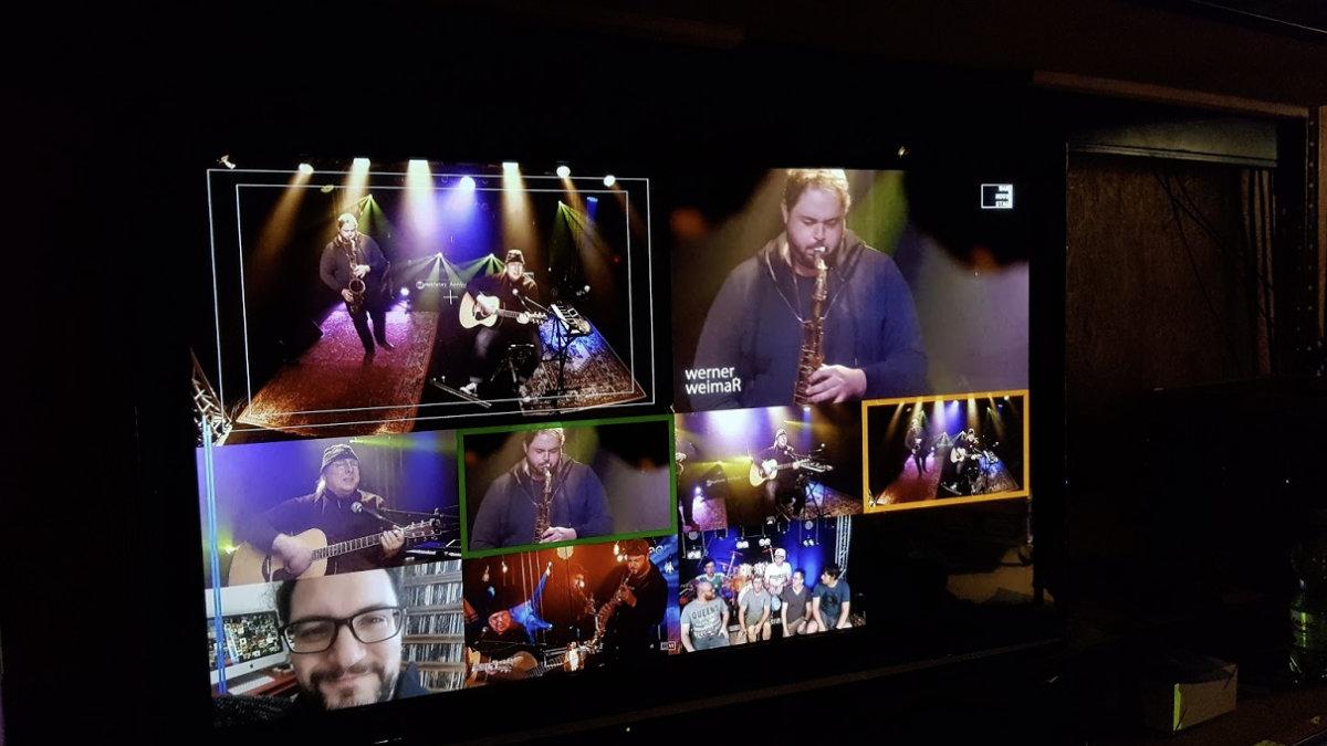 WareHouseStage streamt Konzerte in die Wohnzimmer