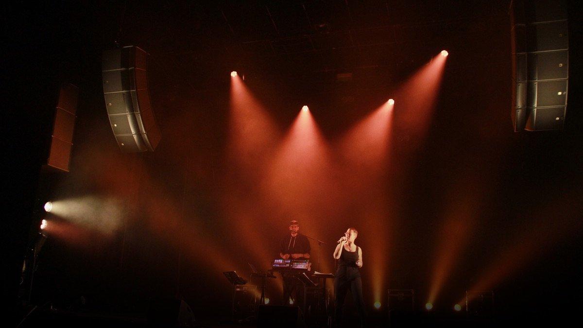 Das Le VIP vertraut auf die L-Acoustics A-Serie