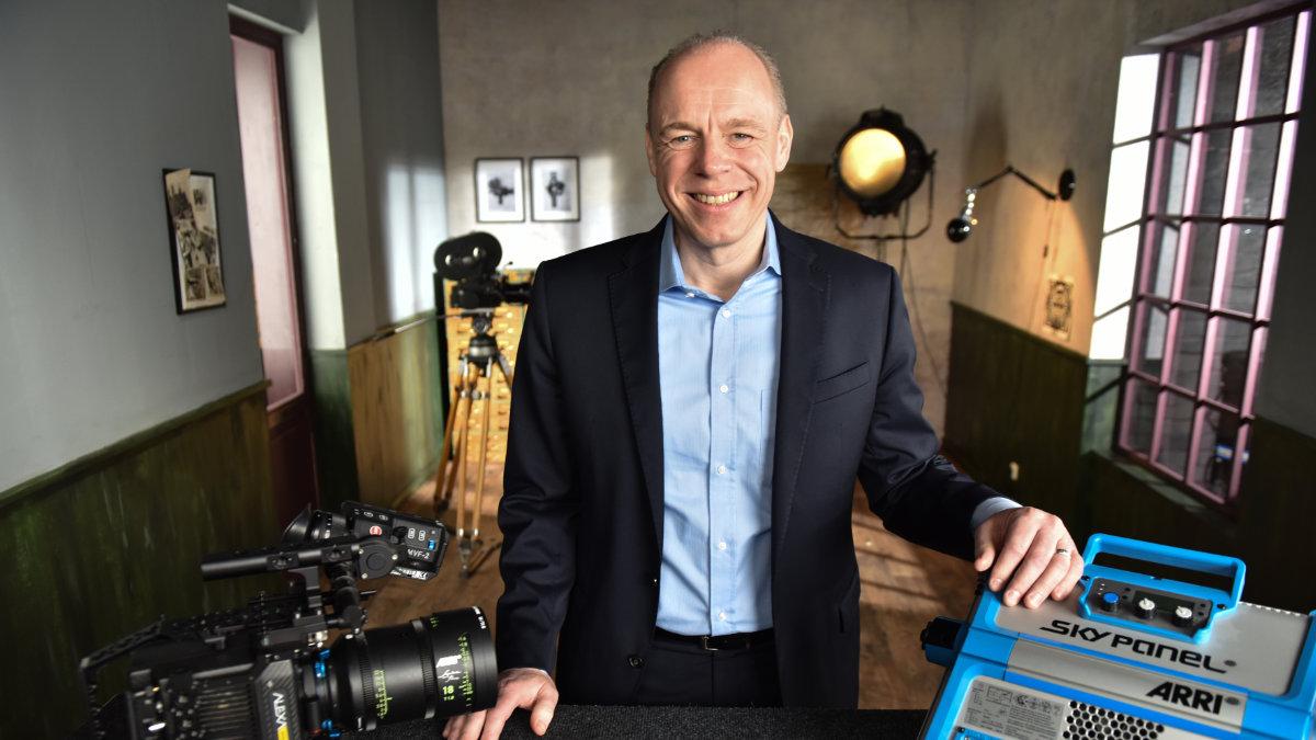 ARRI ernennt Stephan Schenk zum General Manager Global Sales & Solutions