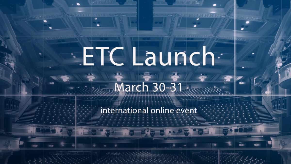 ETC Online-Event präsentiert neue Scheinwerfer, Vorträge und Seminare