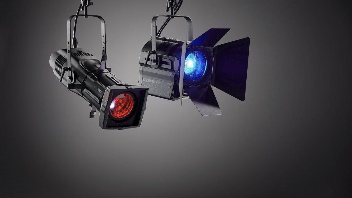 ETC präsentiert Source Four LED Series 3 und Desire Fresnel