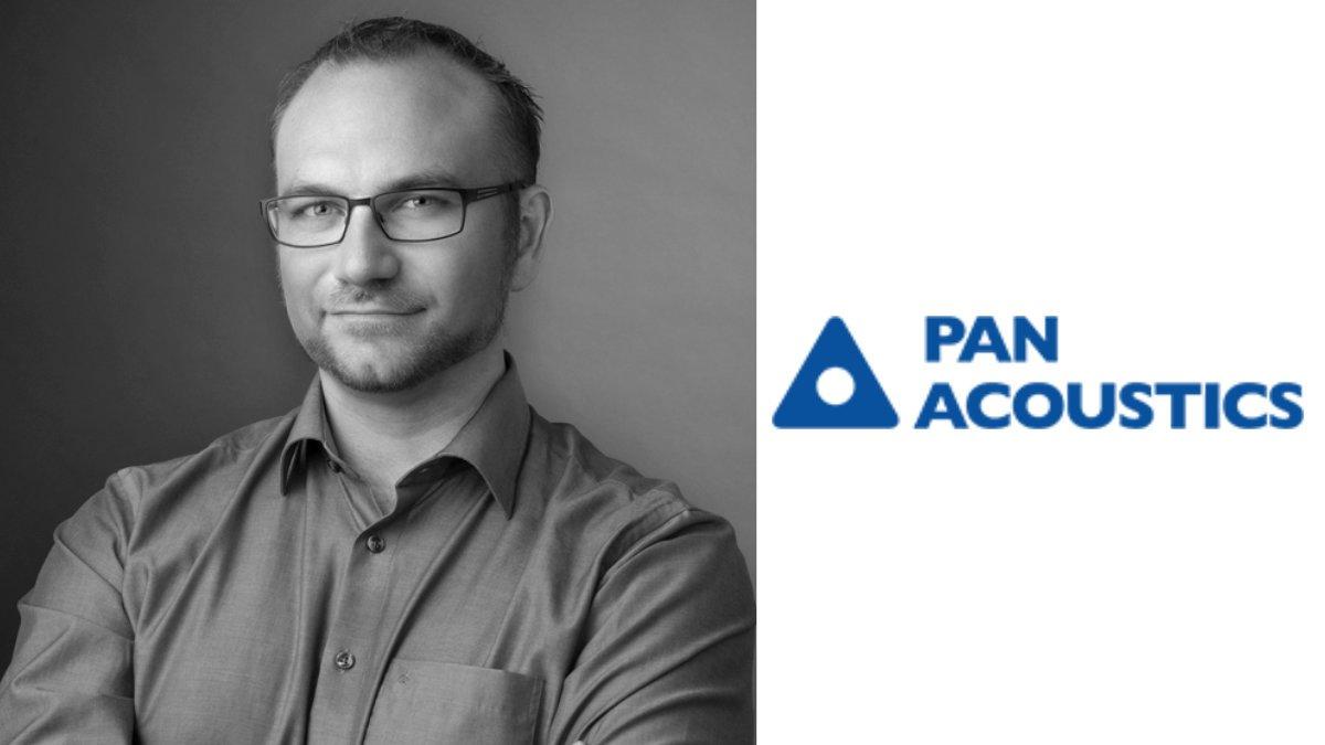 Johannes Kampert leitet den Vertrieb von Pan Acoustics
