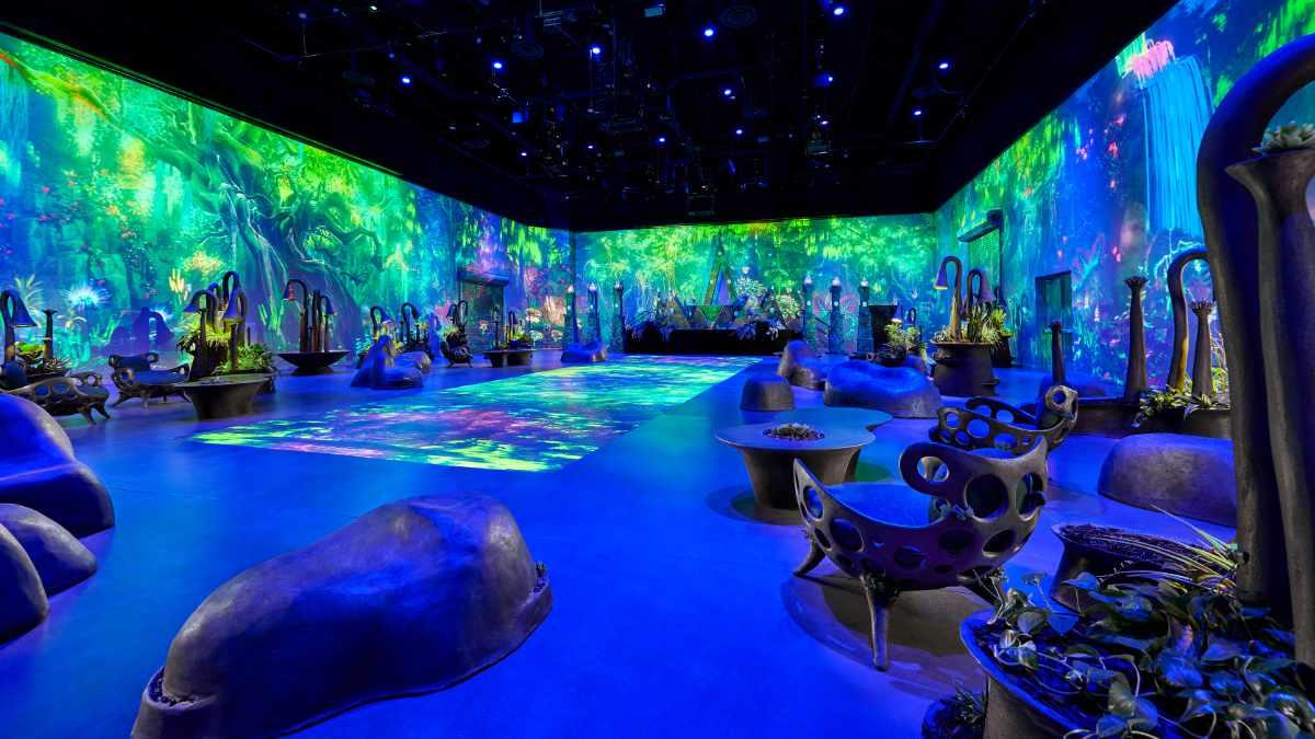 360° Videoerlebnis mit Spacemap Go in der AREA15