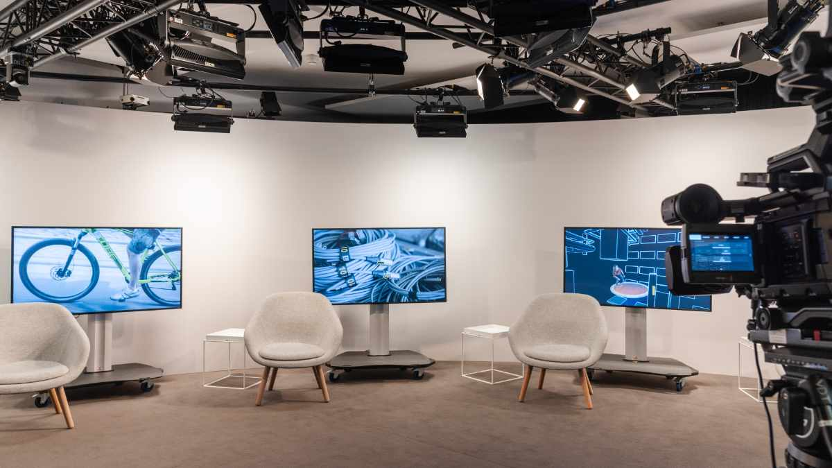 Neumann&Müller eröffnet Streaming Studio in Hamburg