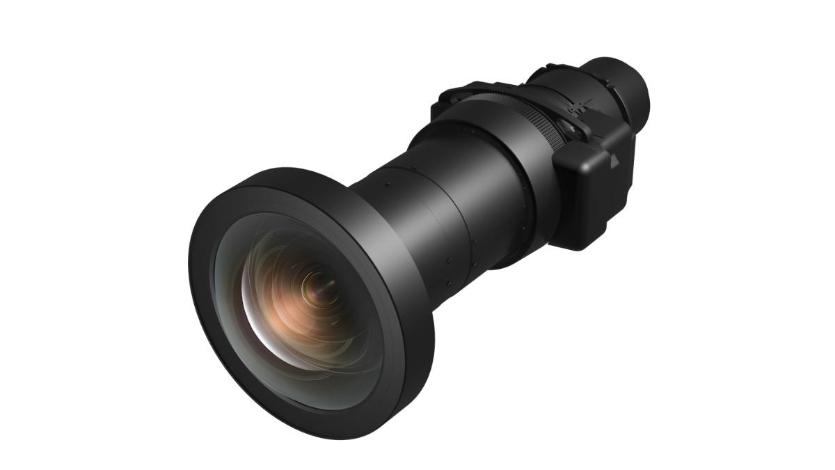 Panasonic kündigt neue Ultrakurzdistanz-Zoomobjektive an