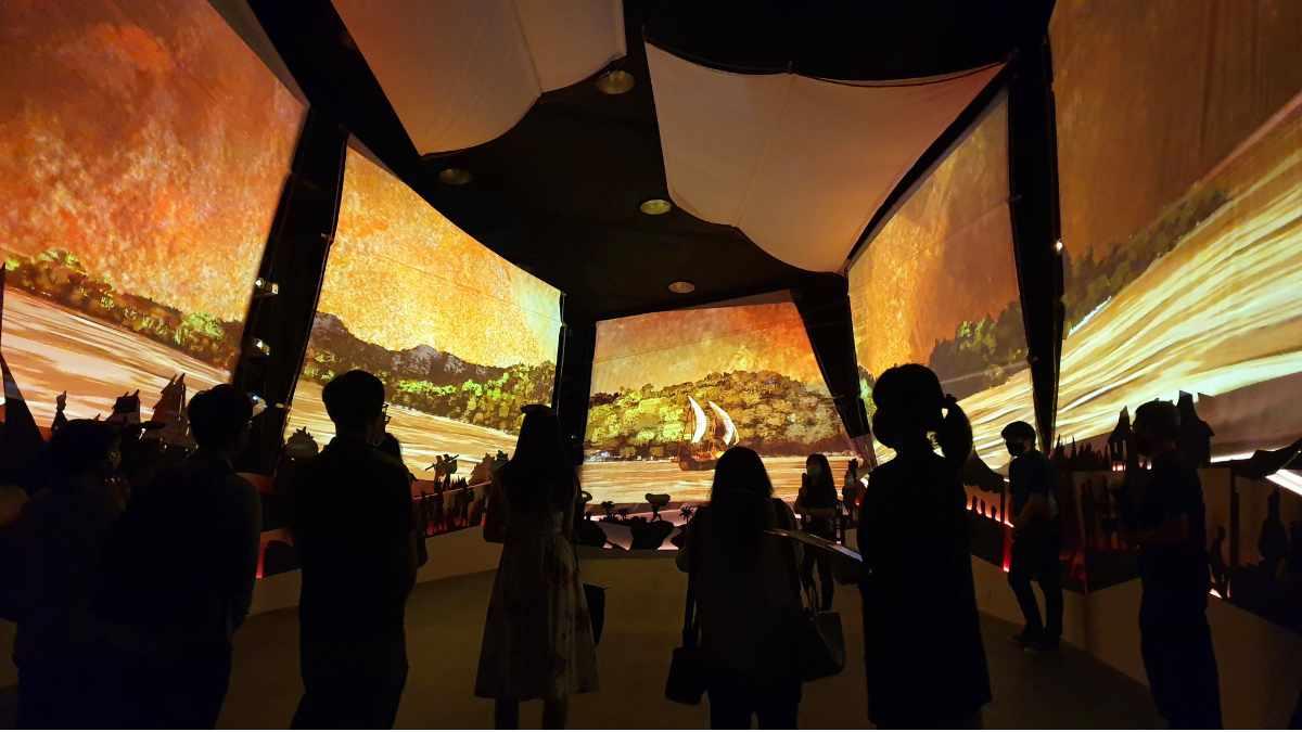 PIXERA Medienserver im Singapore Discovery Centre