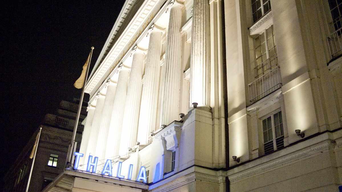 yotone installiert CODA Audio im Haupthaus des Thalia Theaters
