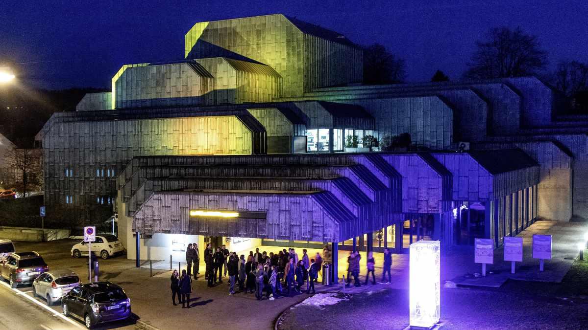 Birdsong Media stattet das Theater Winterthur mit Shure Axient Digital aus