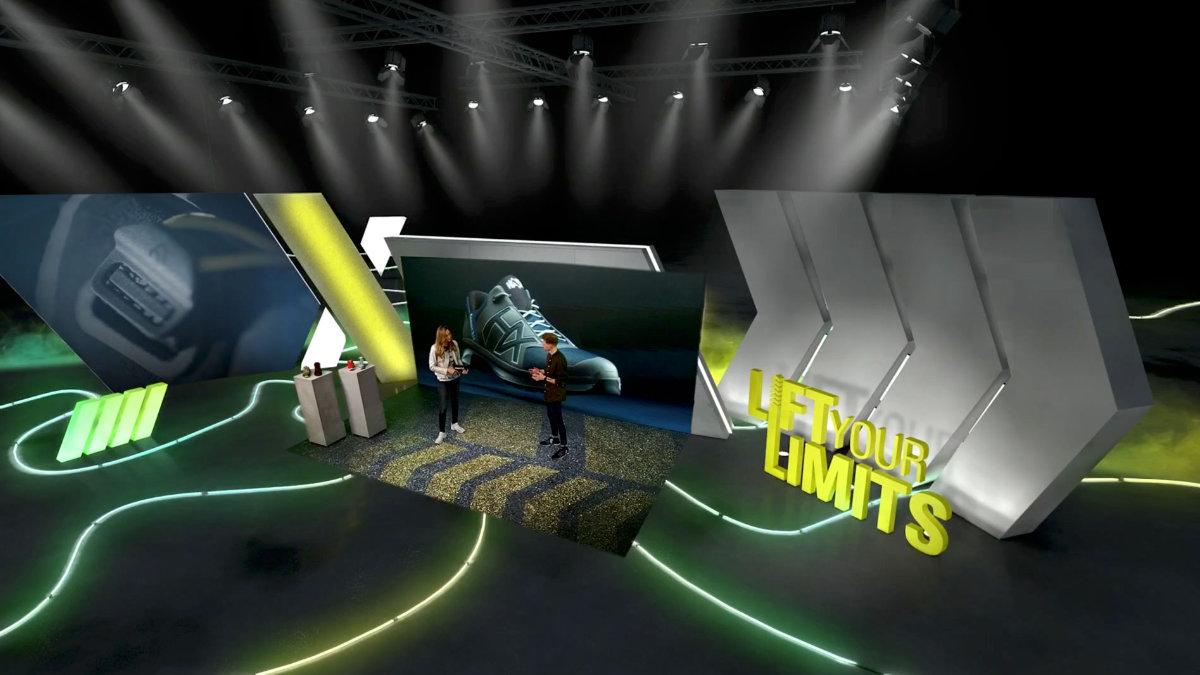 WBLT MEDIA setzt beim virtuellen HAIX Launch auf PIXERA
