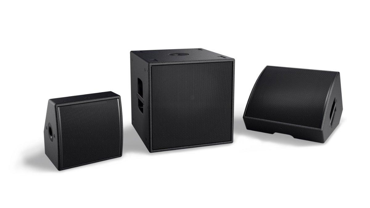 Bose Professional präsentiert die AMM Multipurpose-Lautsprecherserie