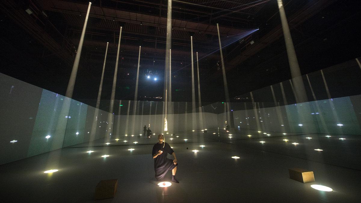 SolaFrame 1000 beim Zuni-Kultur-Spektakel in Hongkong