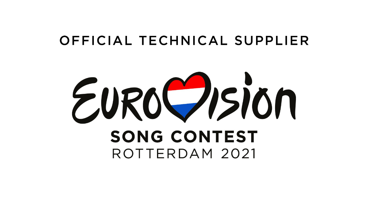 Faber Audiovisuals beim Eurovision Song Contest