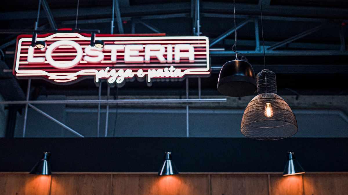 i:TECS installiert Martin Audio in den L'Osteria-Restaurants