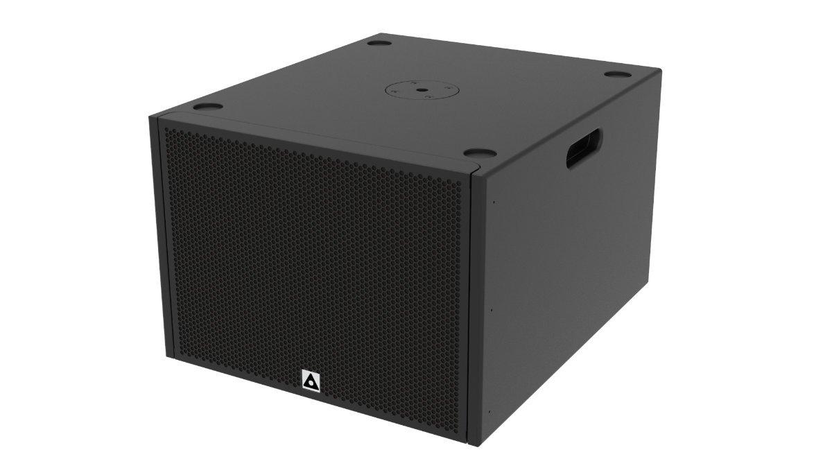 Pan Acoustics präsentiert den P SW-112 Subwoofer