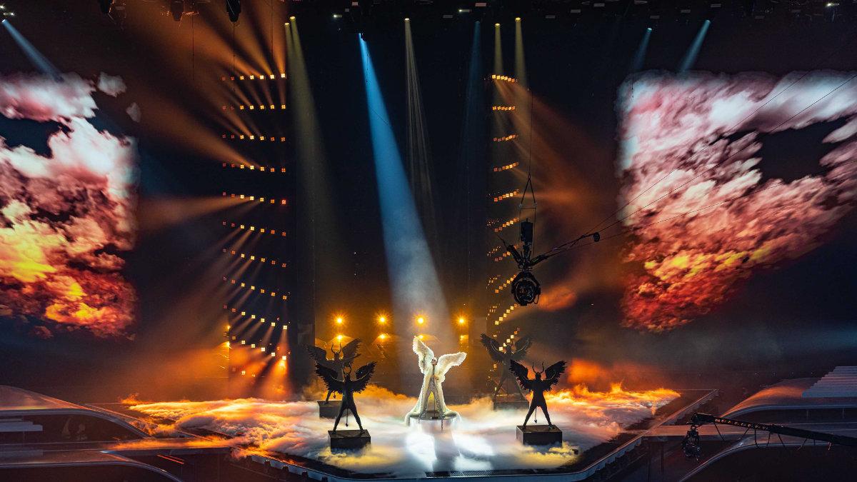Ayrton beim Eurovision Song Contest