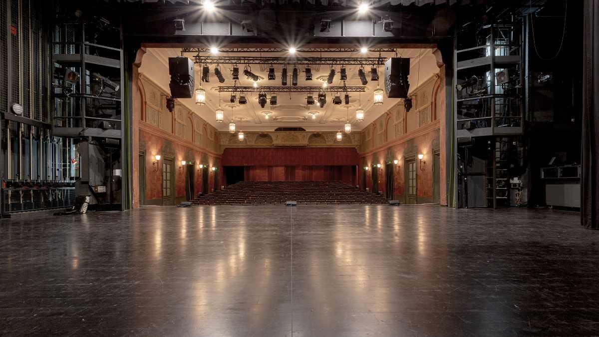 Das Theater Uri setzt auf CODA Audio
