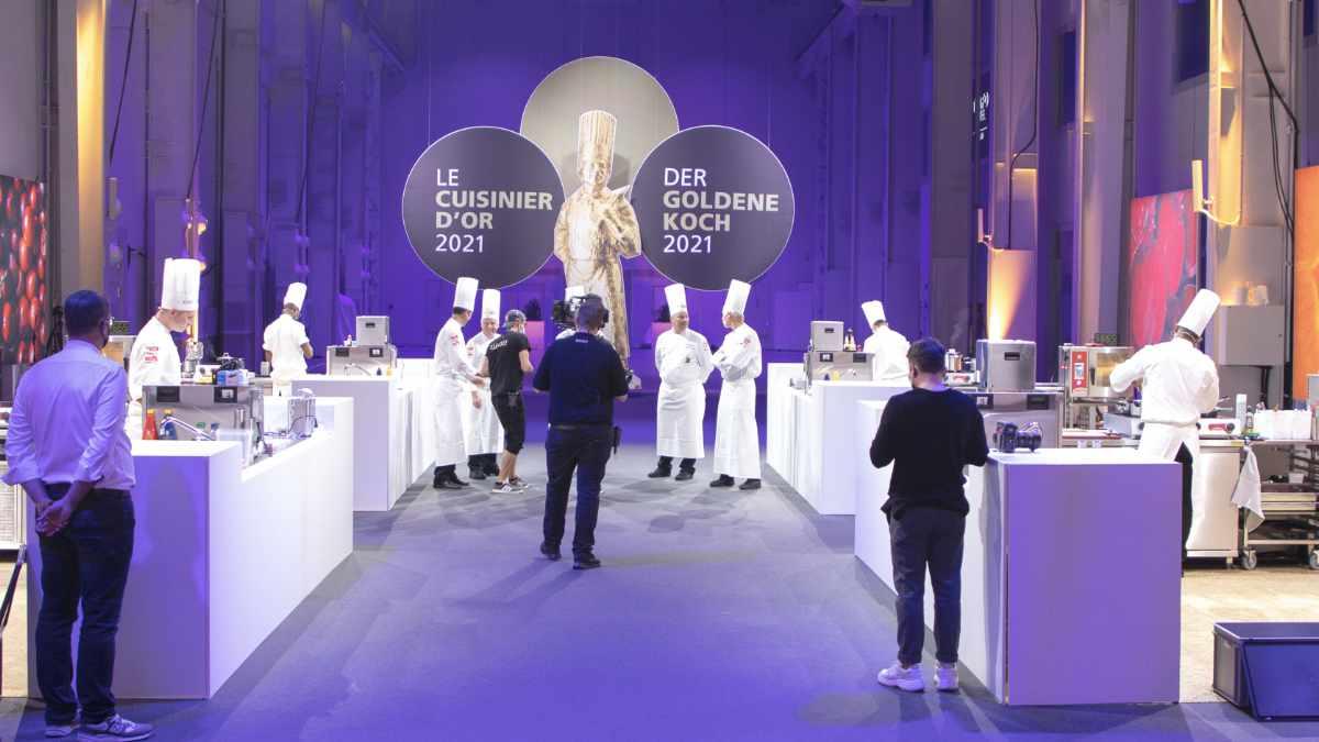 Habegger entwickelt das TV-Format Der Goldene Koch