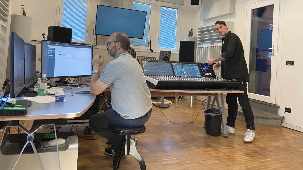 BH Audio investiert in zwei Lawo mc²36